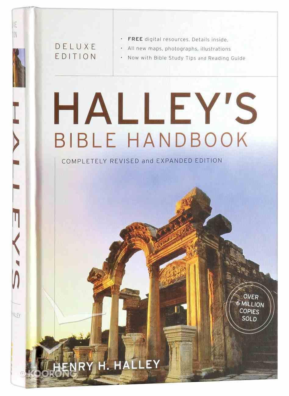 Halley's Bible Handbook NIV Deluxe Edition Hardback