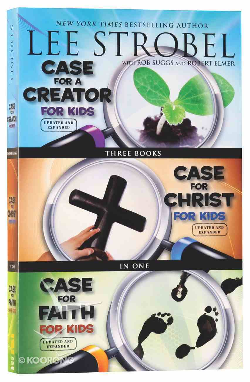 Case For Kids 3in1 (Christ, Creator & Faith) Paperback