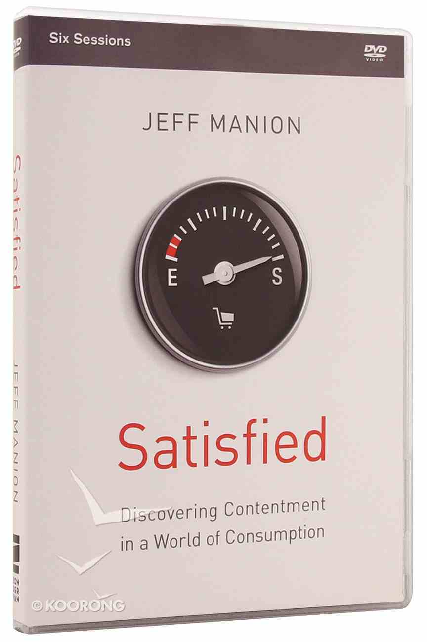 Satisfied (A Dvd Study) DVD