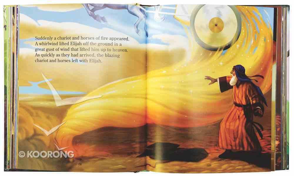Adventure Bible Storybook Hardback
