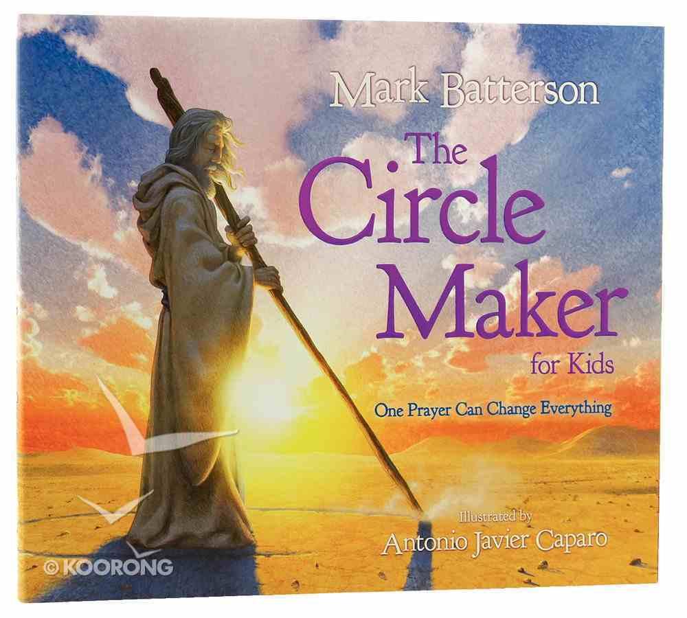 The Circle Maker For Kids Hardback