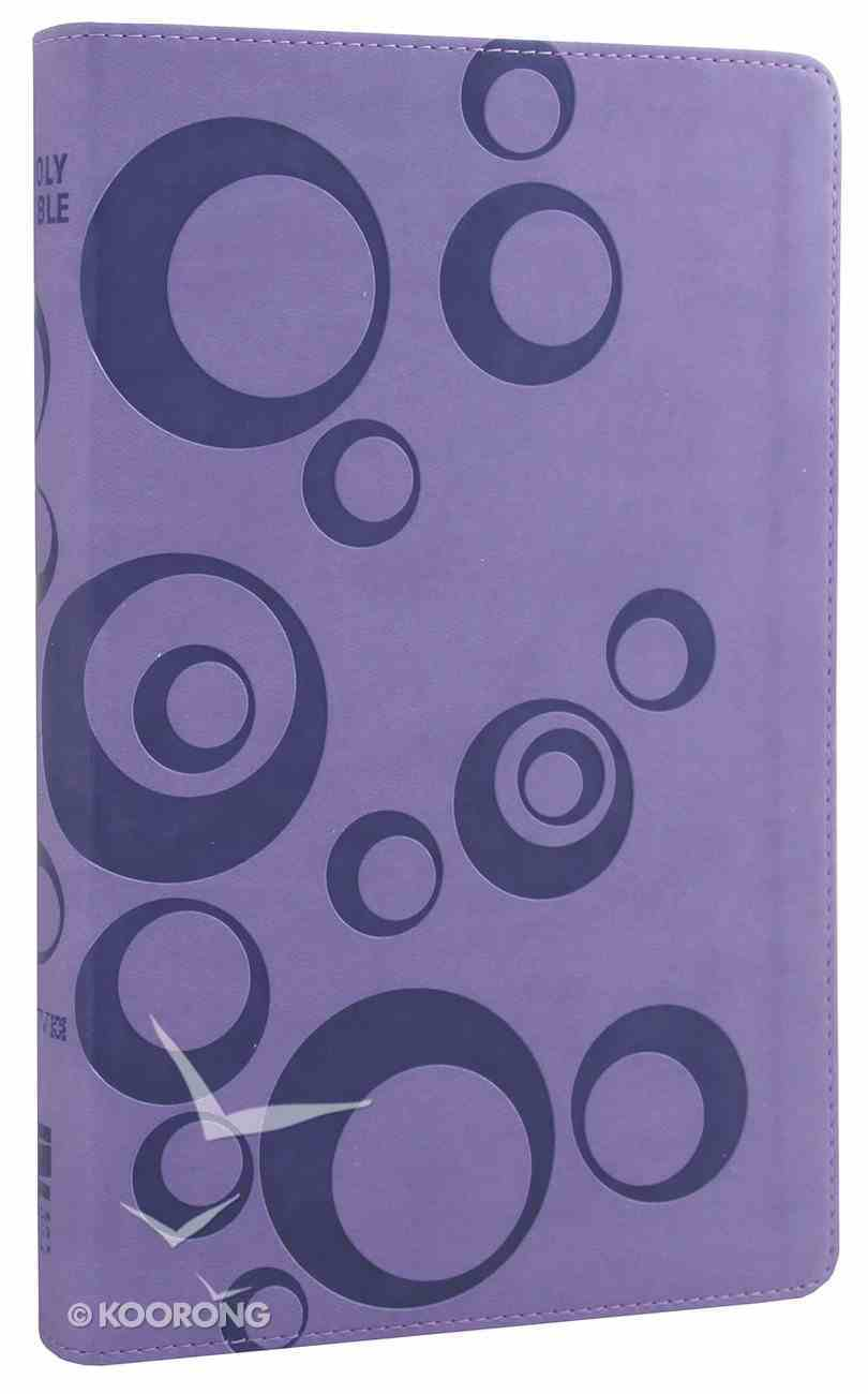 NIV Bible For Teens Purple (Red Letter Edition) Imitation Leather