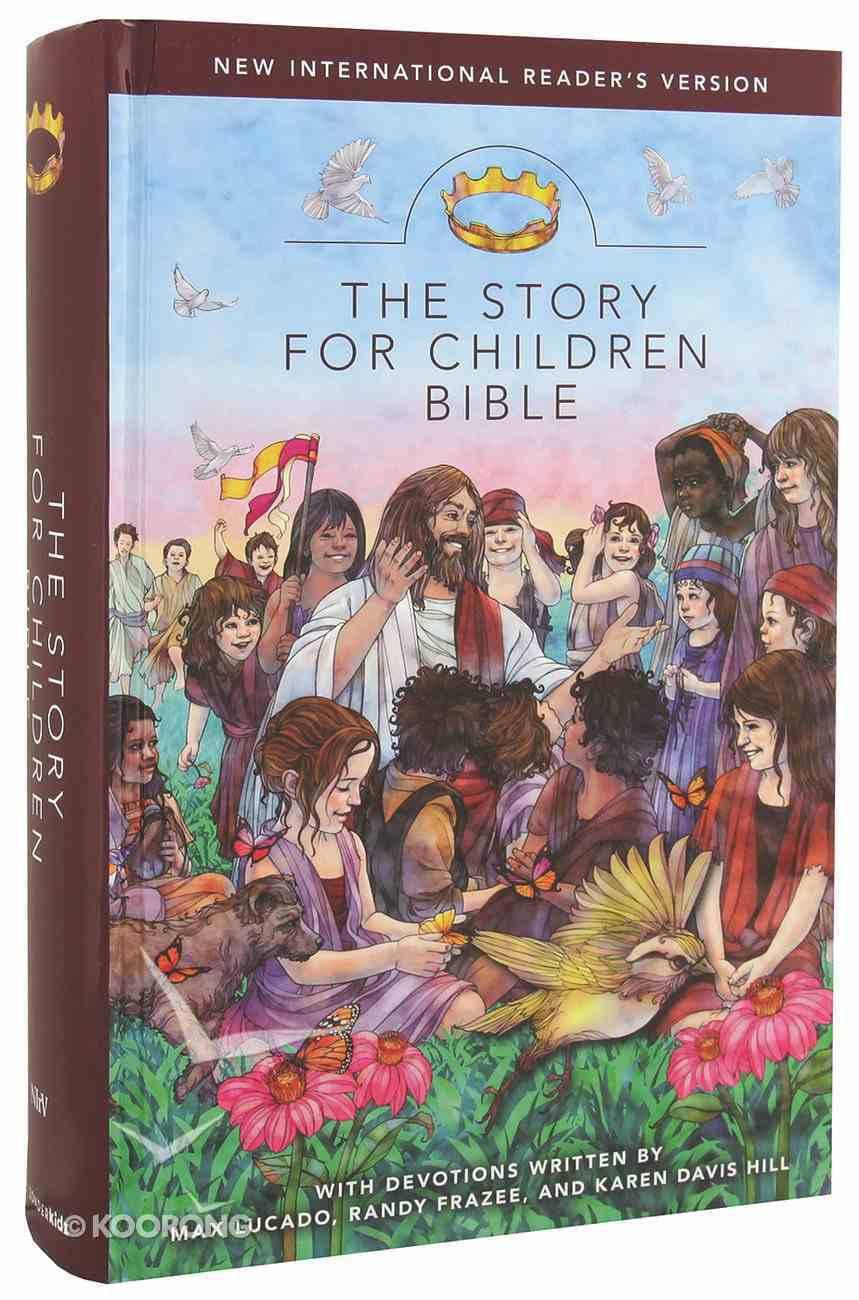 NIRV the Story For Children Bible Hardback