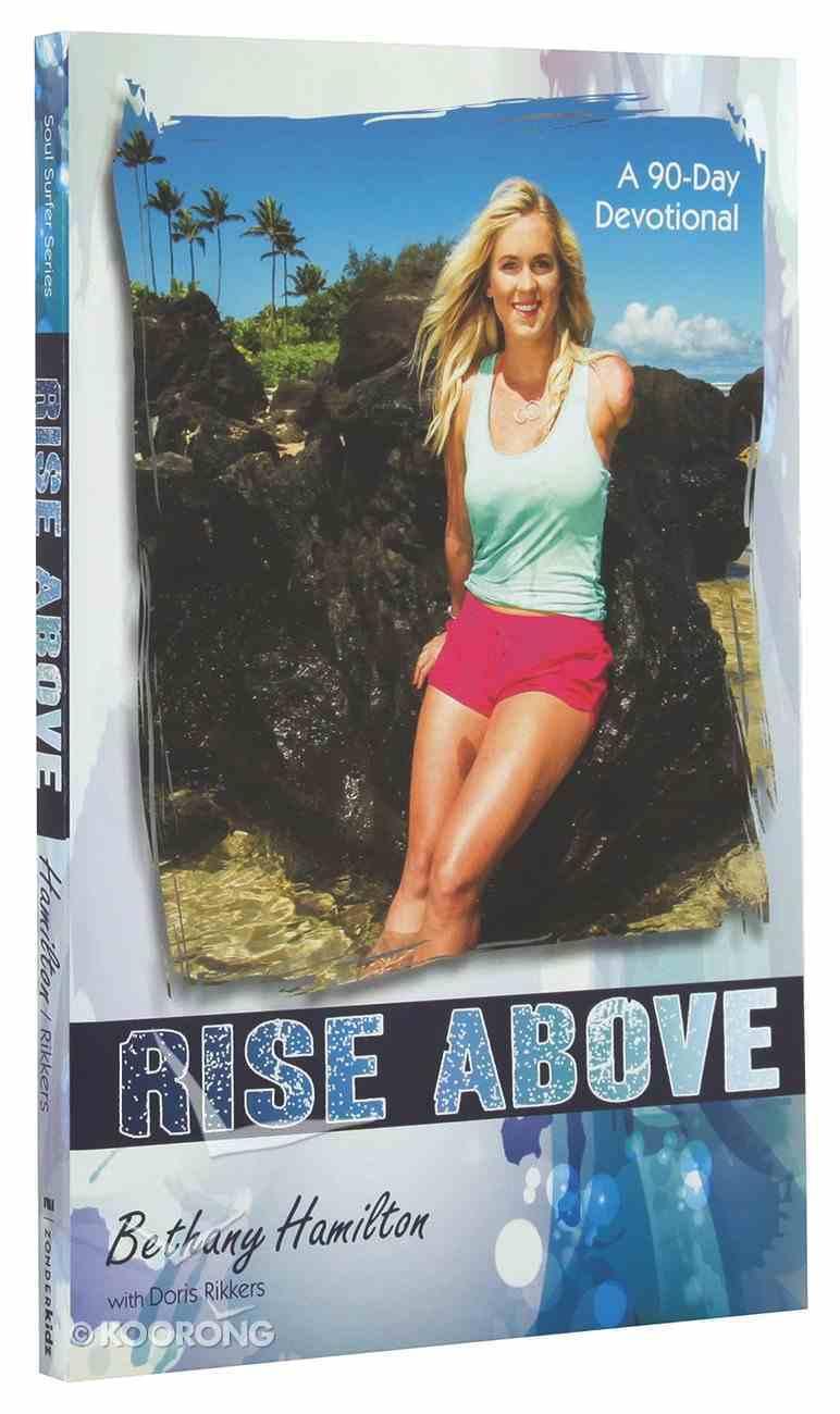 Soul Surfer: Rise Above Paperback