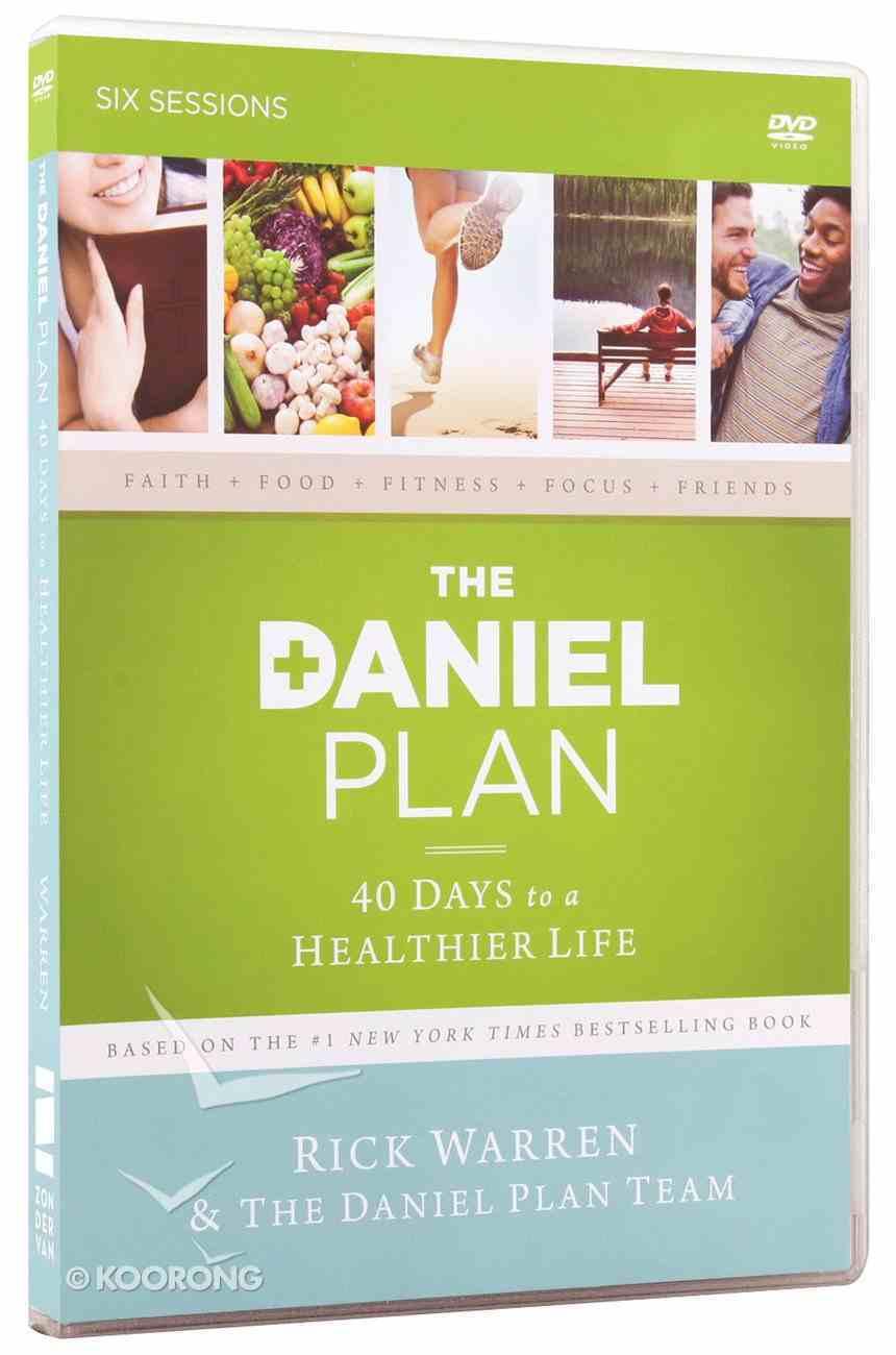 The Daniel Plan (A Dvd Study) DVD