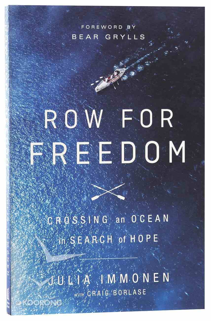 Row For Freedom Paperback