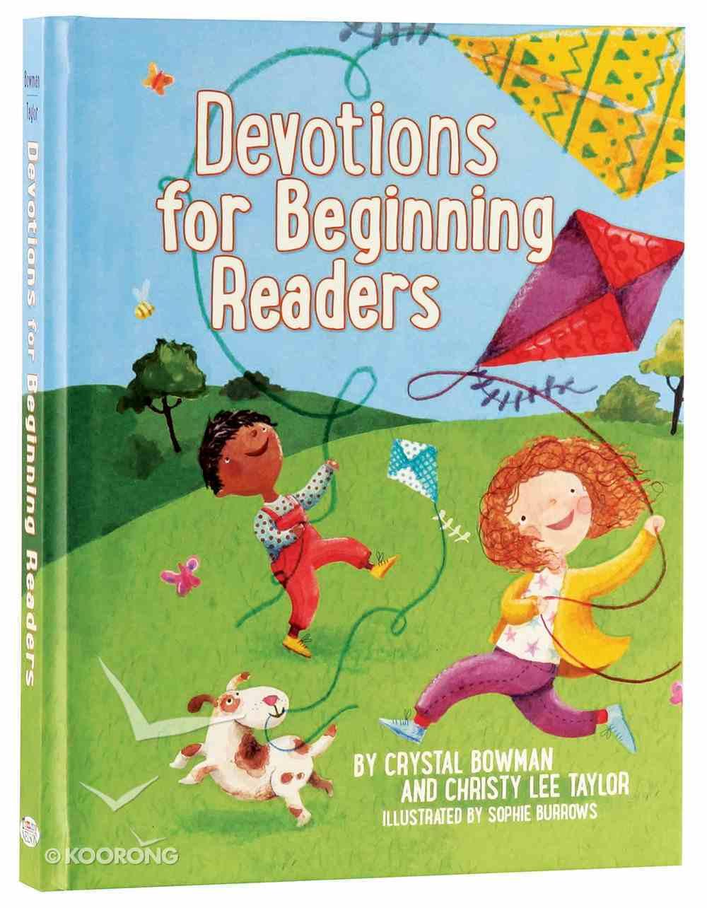Devotions For Beginning Readers Hardback