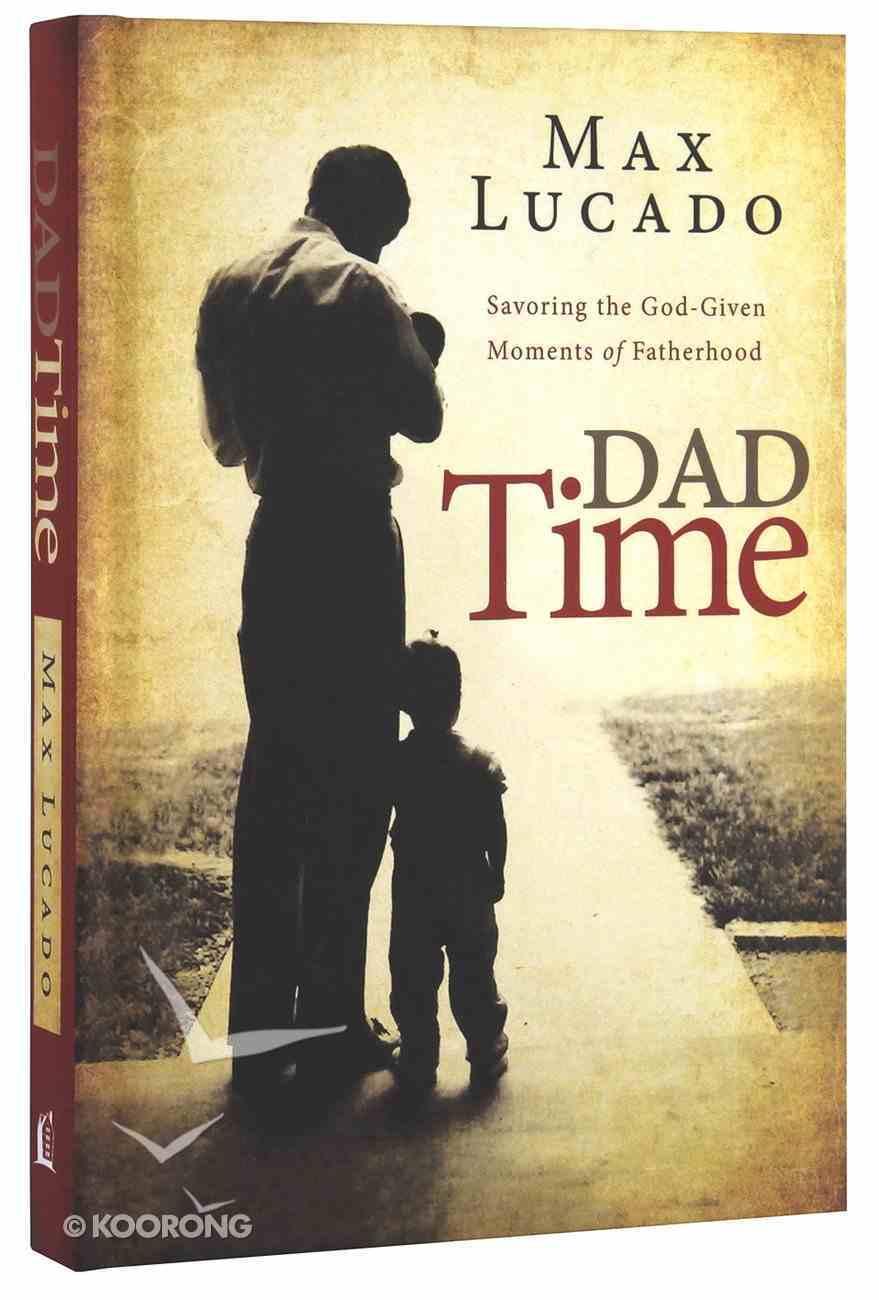Dad Time Hardback