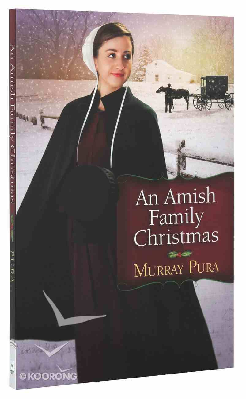 An Amish Family Christmas Paperback