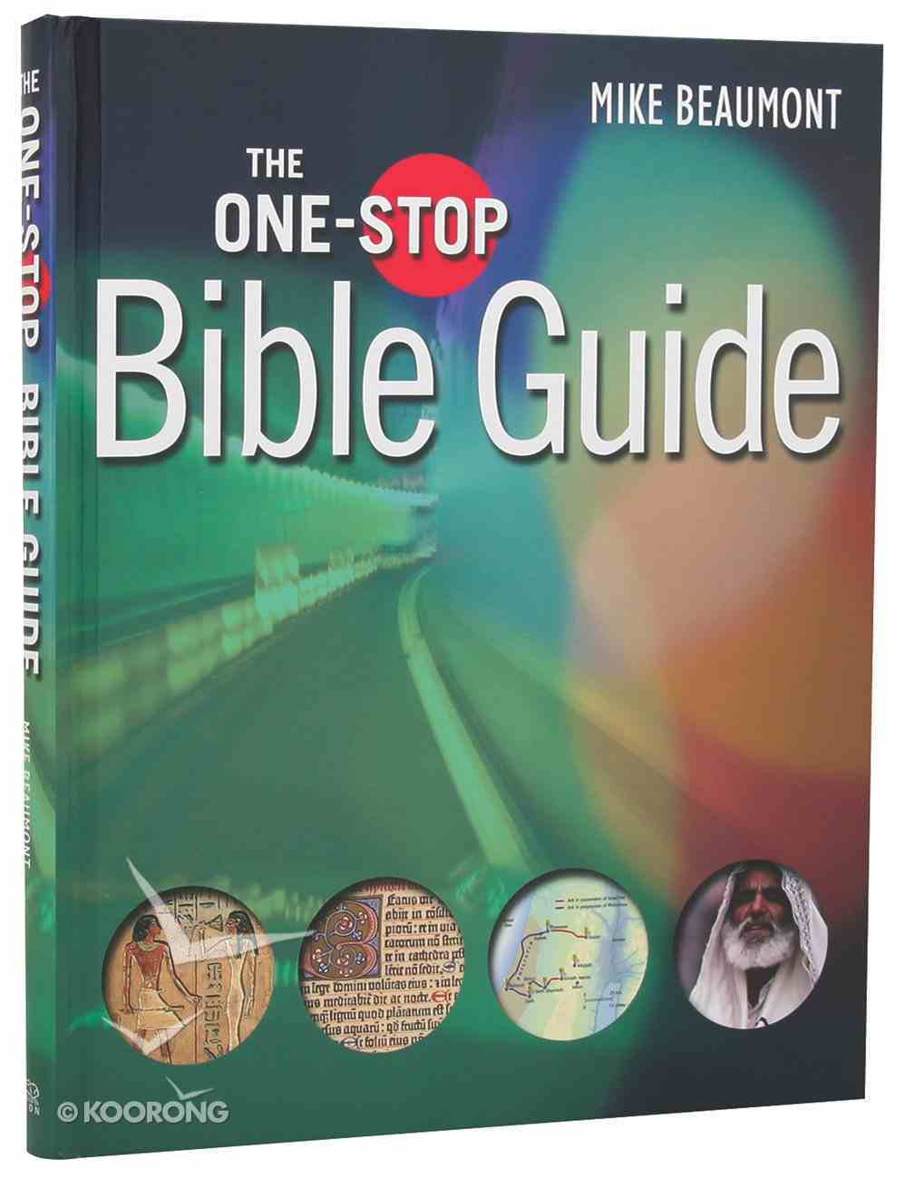 The One-Stop Bible Guide Hardback