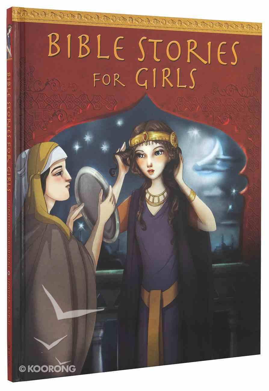 Bible Stories For Girls Hardback