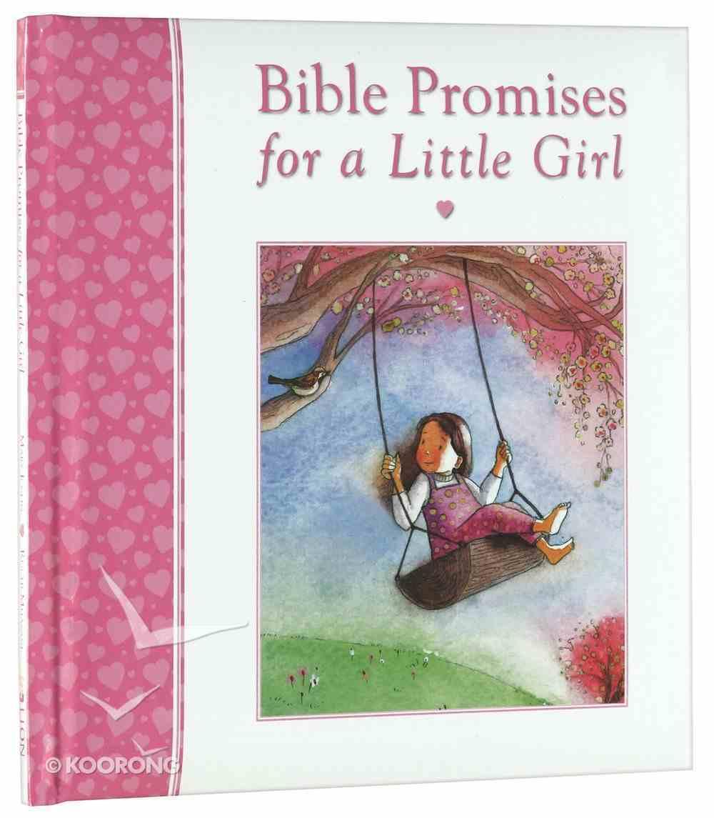 Bible Promises For a Little Girl Hardback