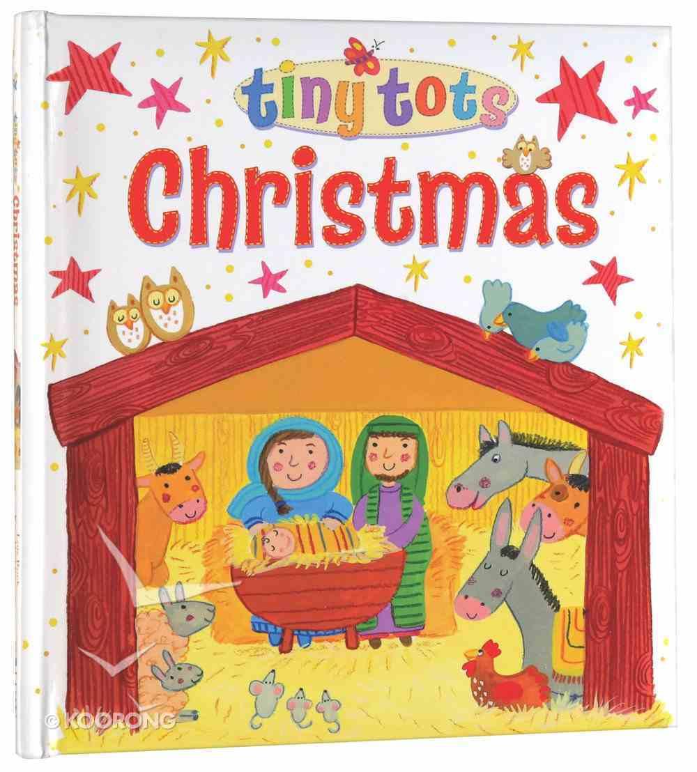 Christmas (Tiny Tots Series) Padded Hardback