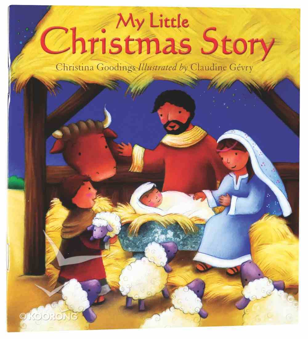 My Little Christmas Story Paperback