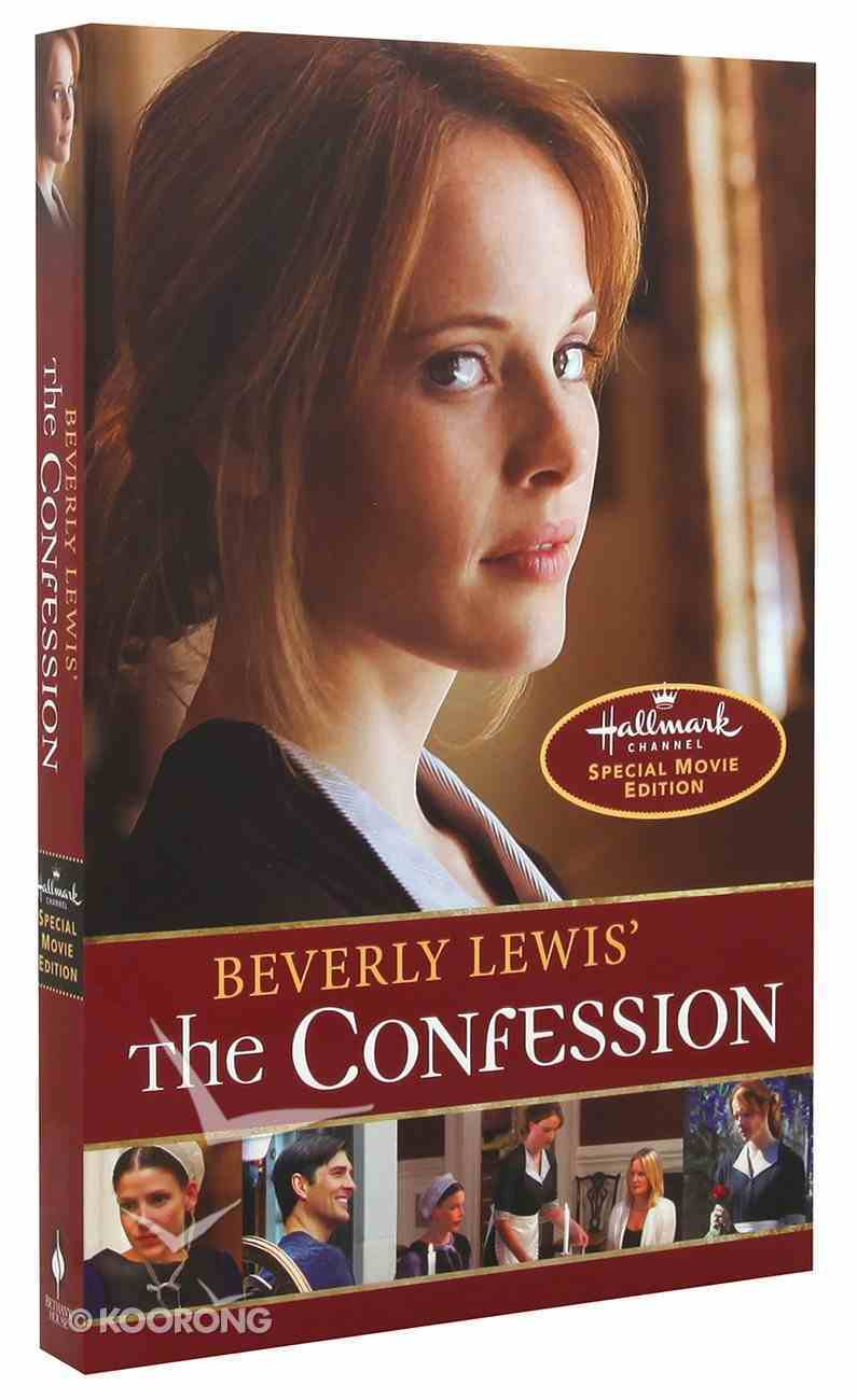 The Confession (Movie Edition) (#02 in Heritage Of Lancaster County Series) Paperback