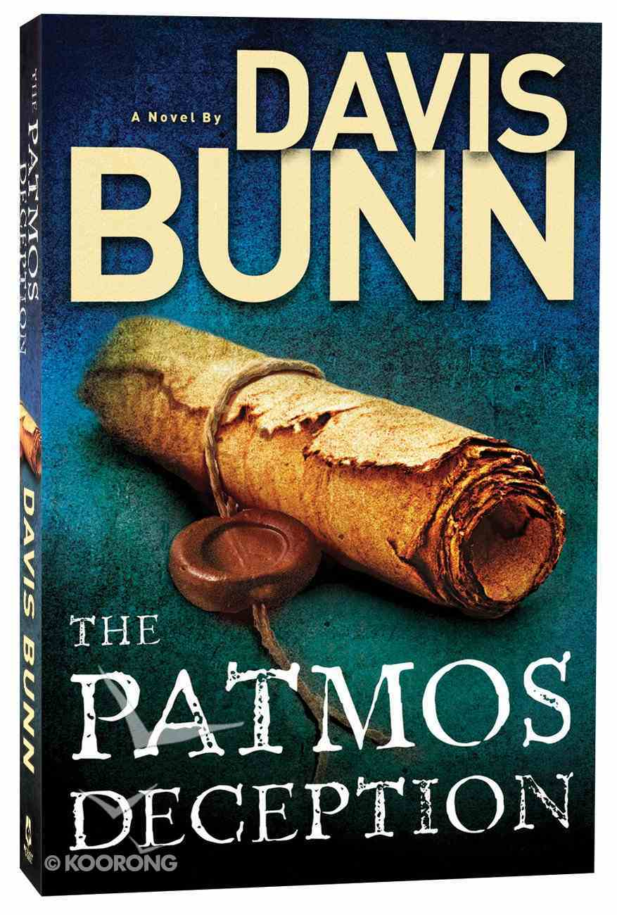 The Patmos Deception Paperback