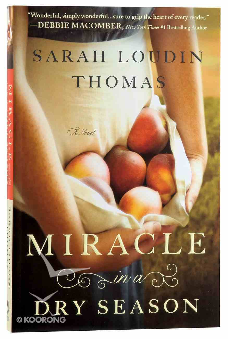 Miracle in a Dry Season (#01 in Appalachian Blessings Series) Paperback