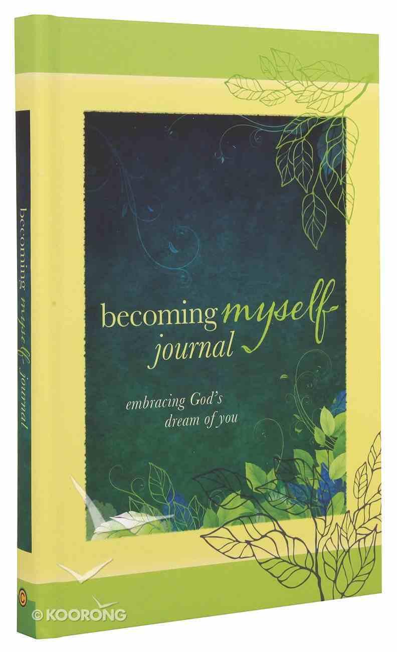 Becoming Myself Journal Hardback