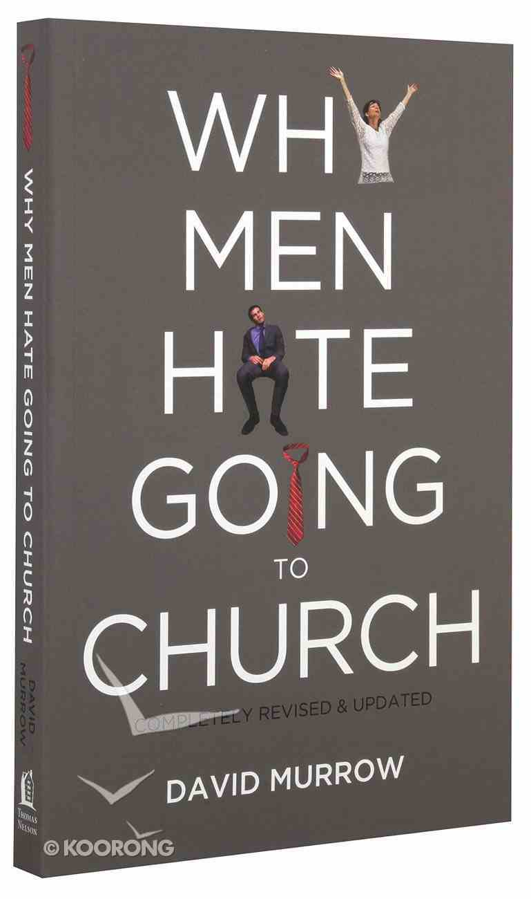 Why Men Hate Going to Church Paperback