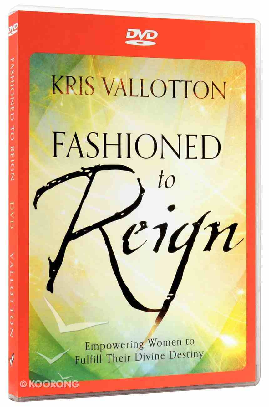 Fashioned to Reign (Dvd) Dvd-rom