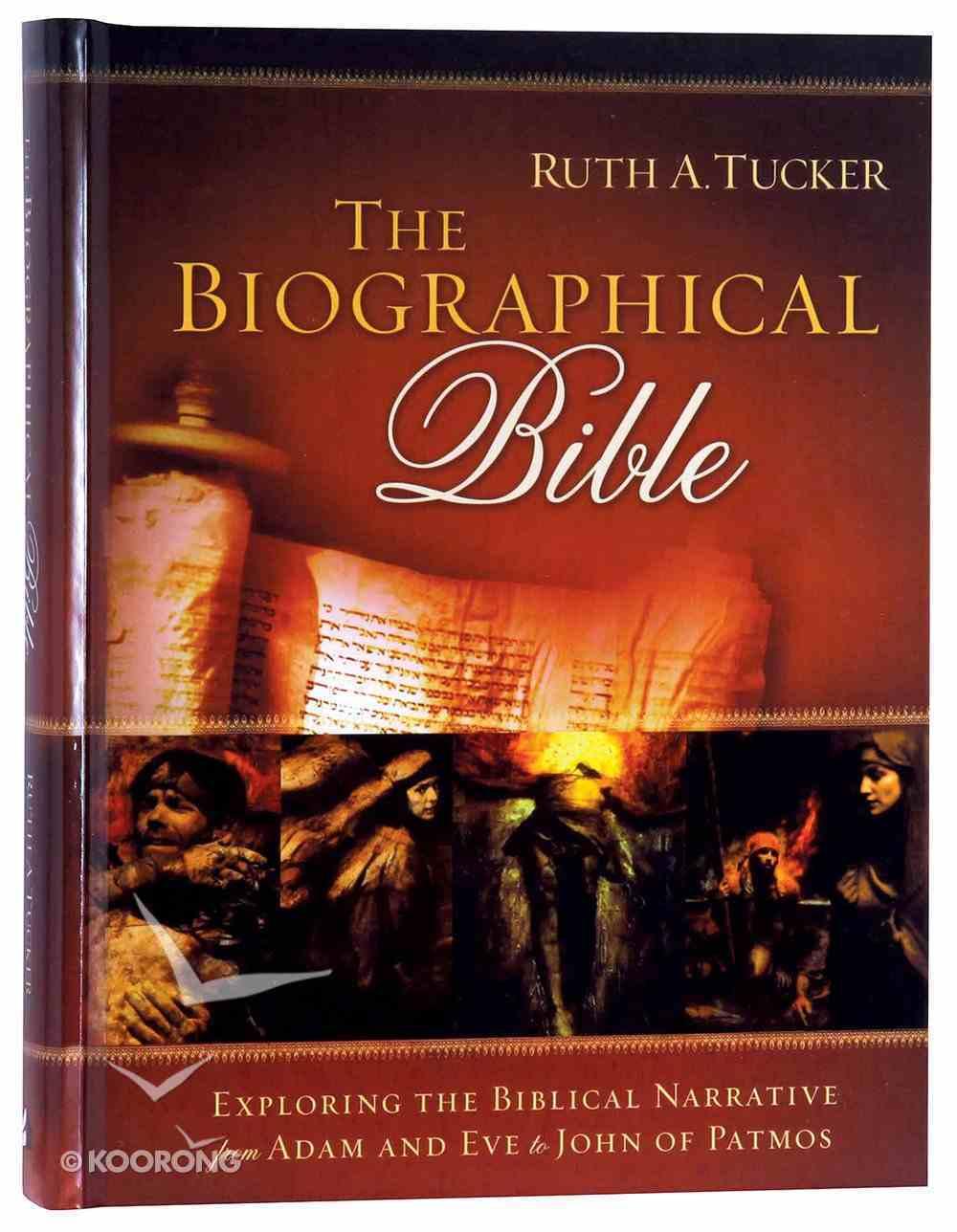 The Biographical Bible Hardback
