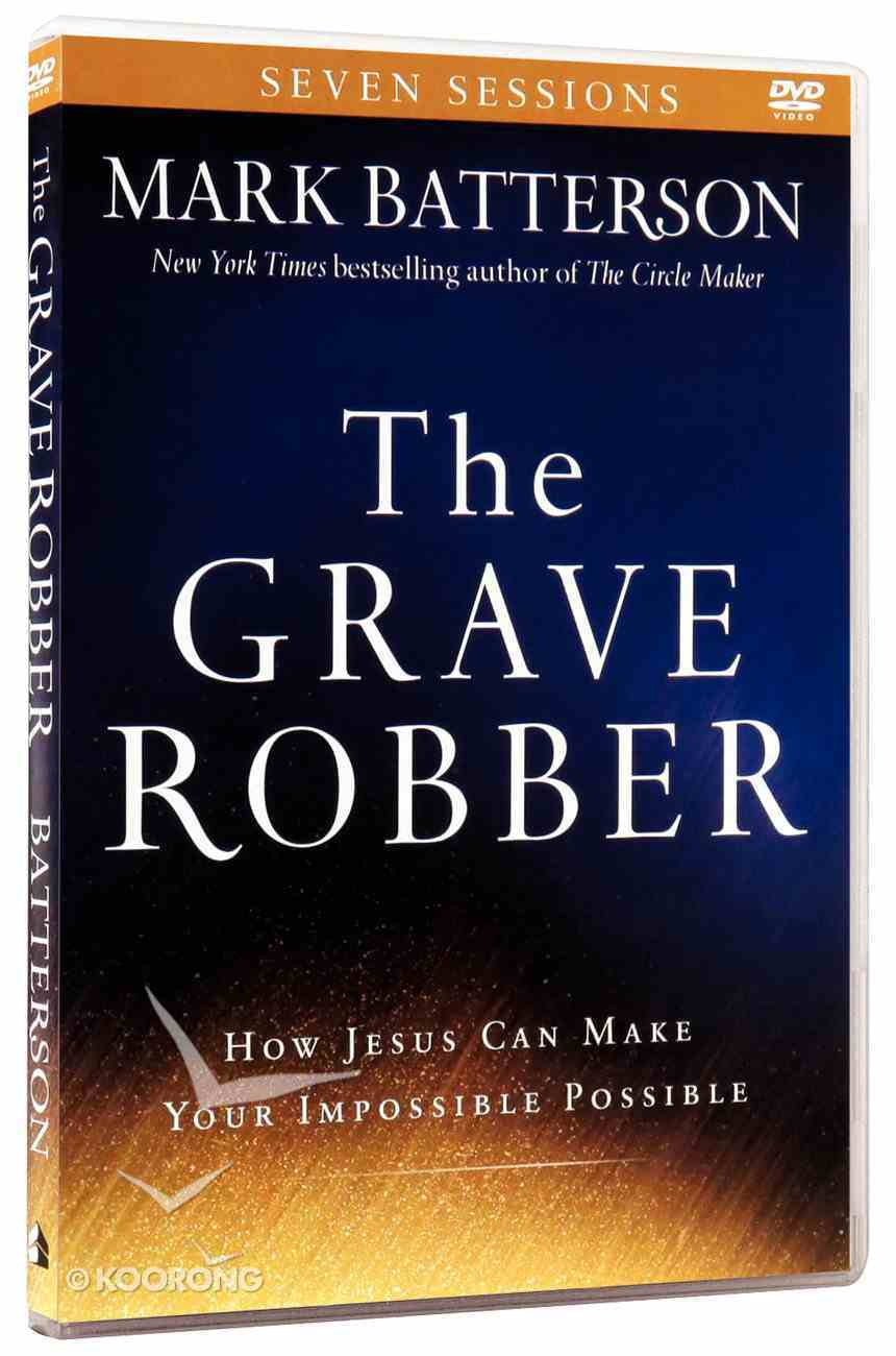 The Grave Robber (Dvd) DVD