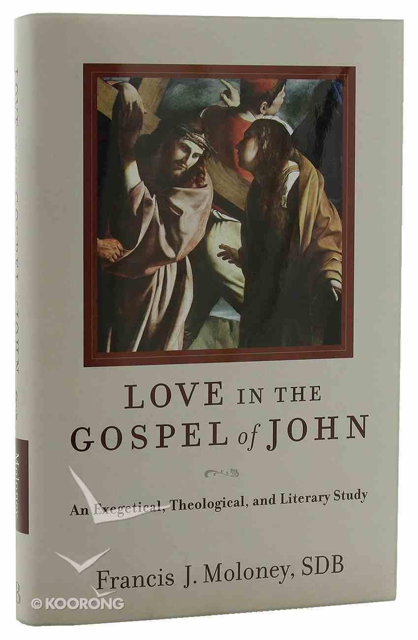 Love in the Gospel of John Hardback
