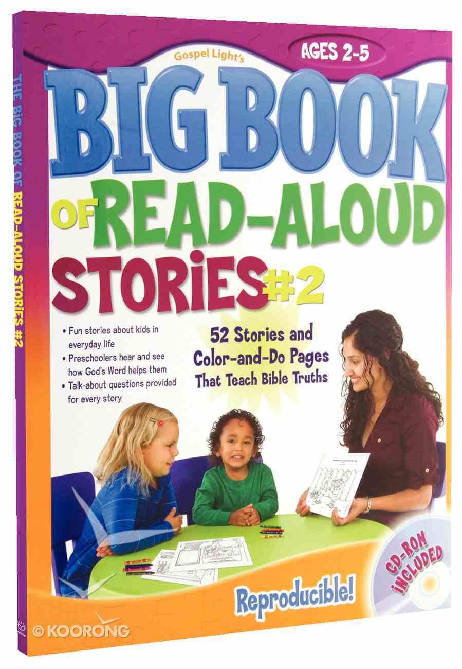 Big Book of Read-Aloud Stories #02 (Reproducible) Paperback