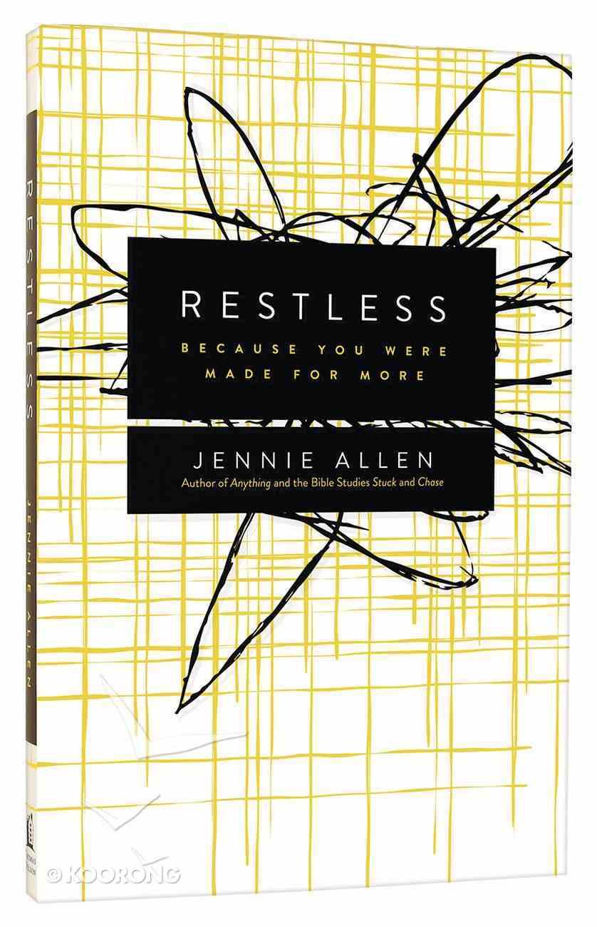 Restless Paperback