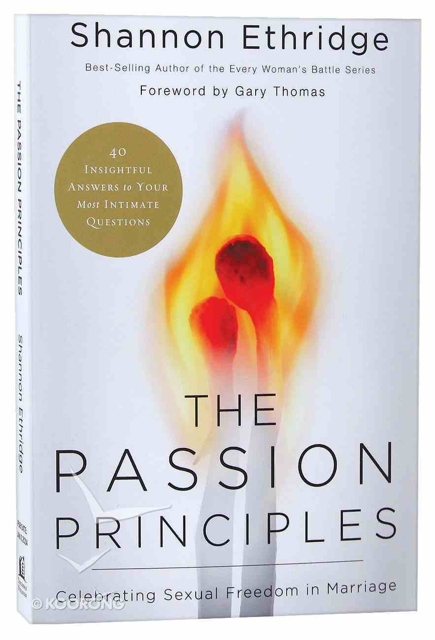 The Passion Principles Paperback