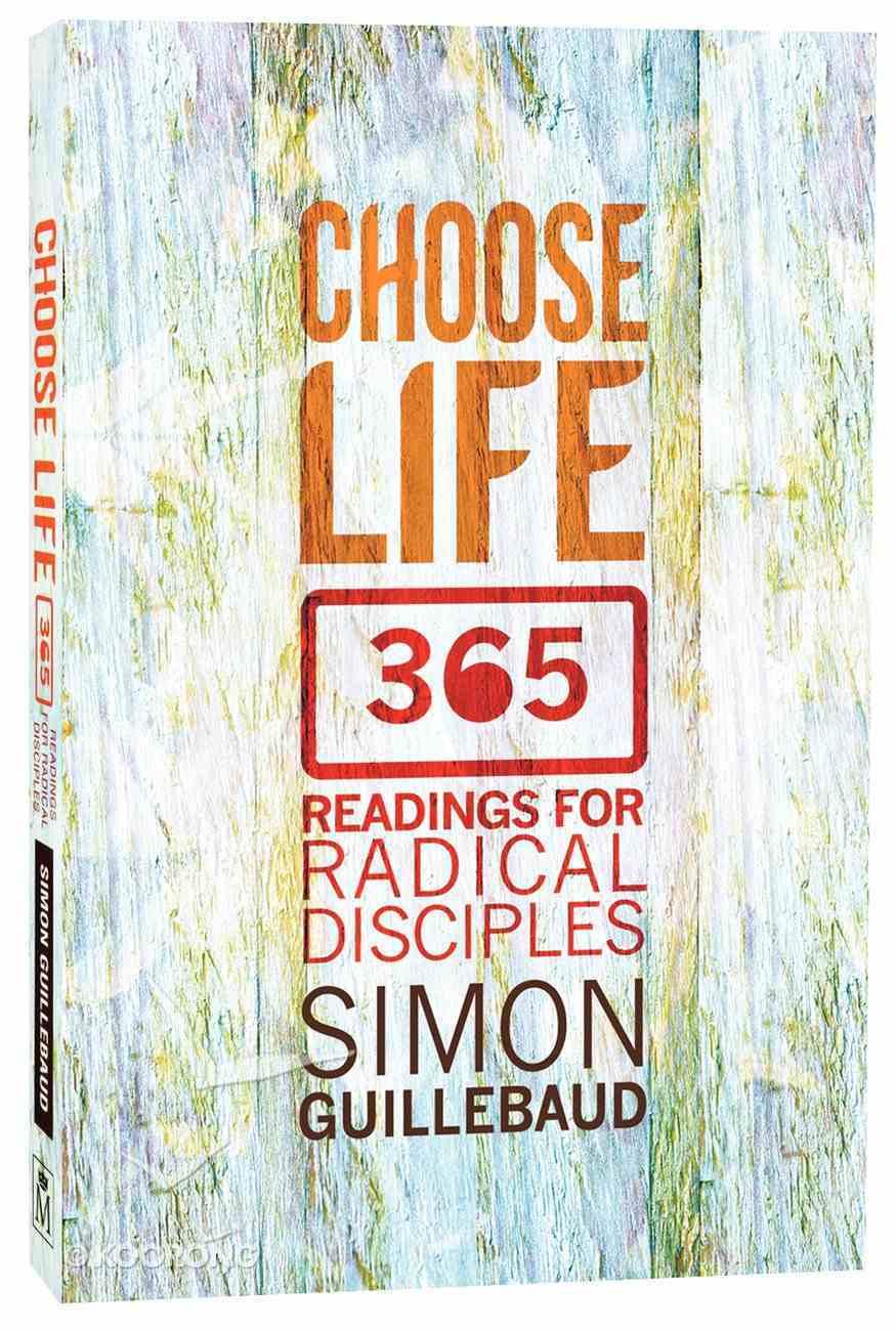 Choose Life Paperback