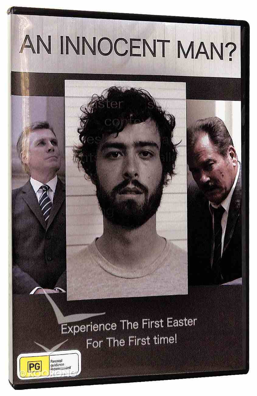 An Innocent Man? DVD