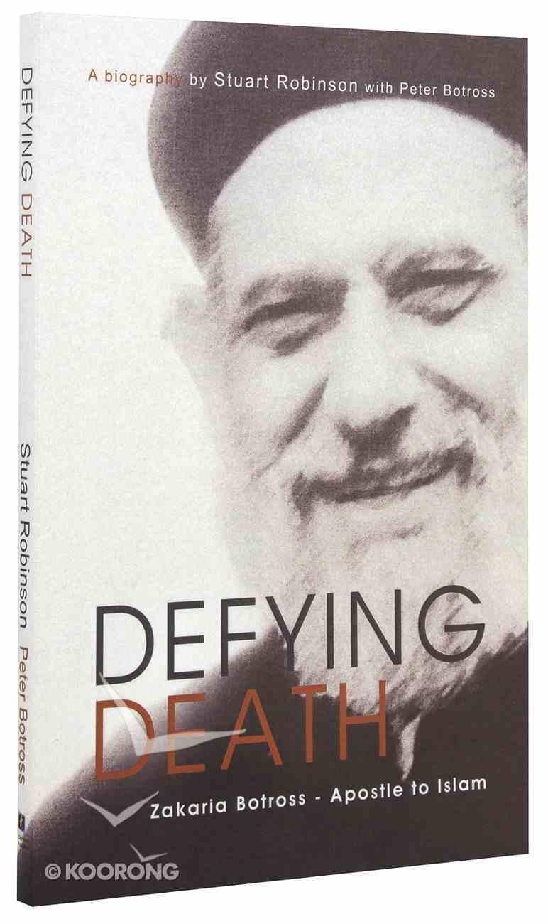 Defying Death Paperback