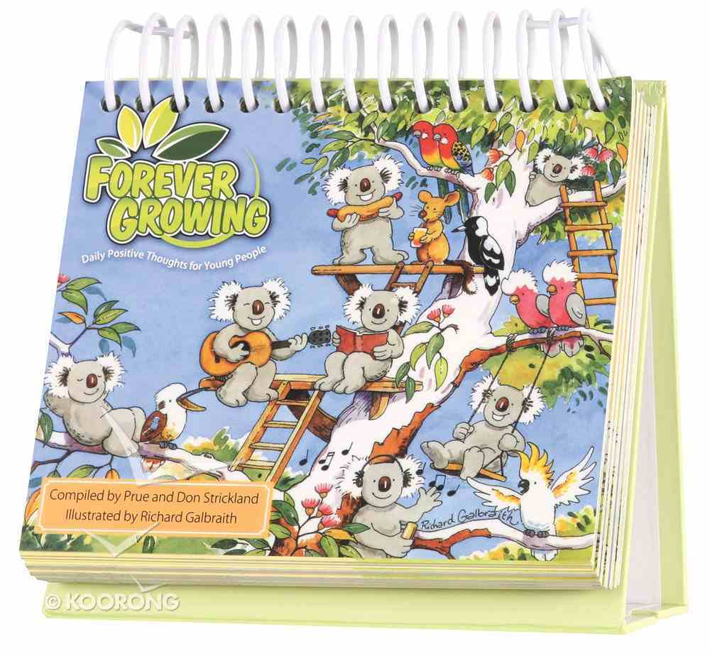Calendar Forever Series: Forever Growing Calendar