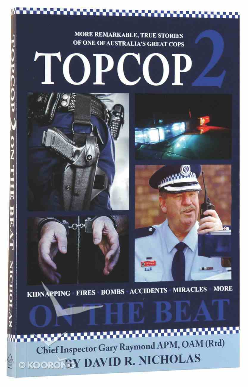 Top Cop #02: On the Beat Paperback