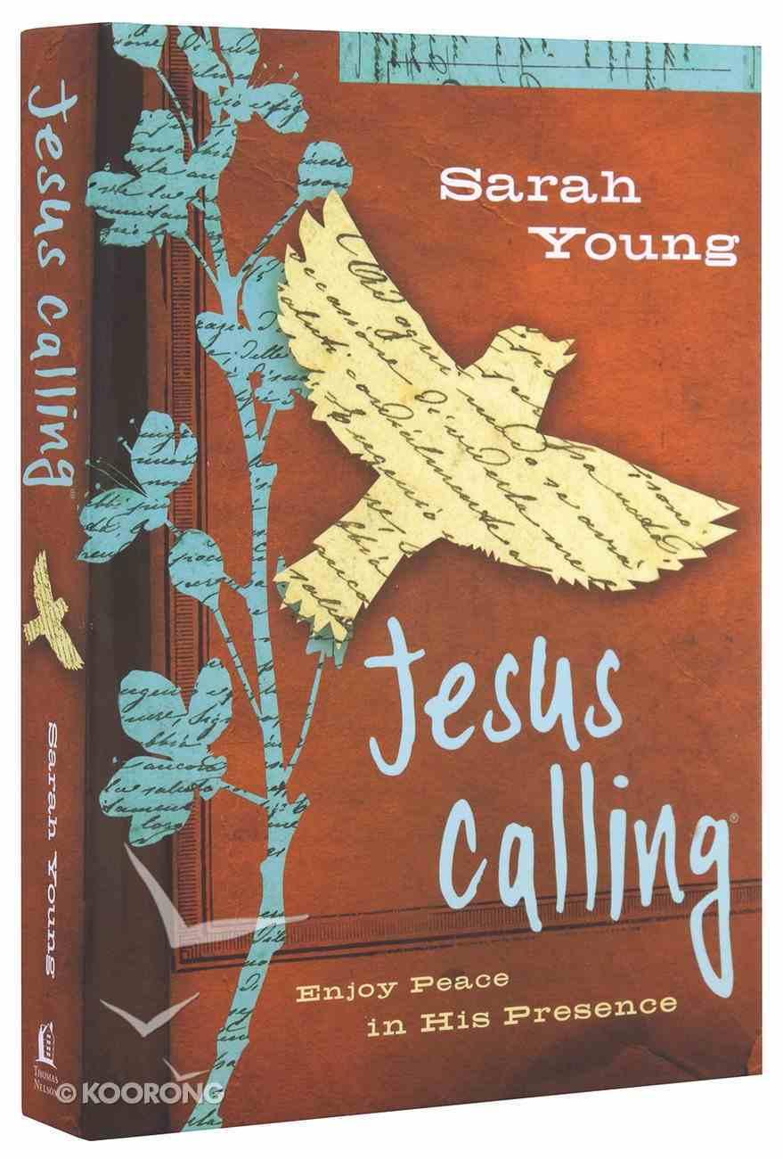 Jesus Calling (365 Day Devotional) (Teen Edition) Hardback