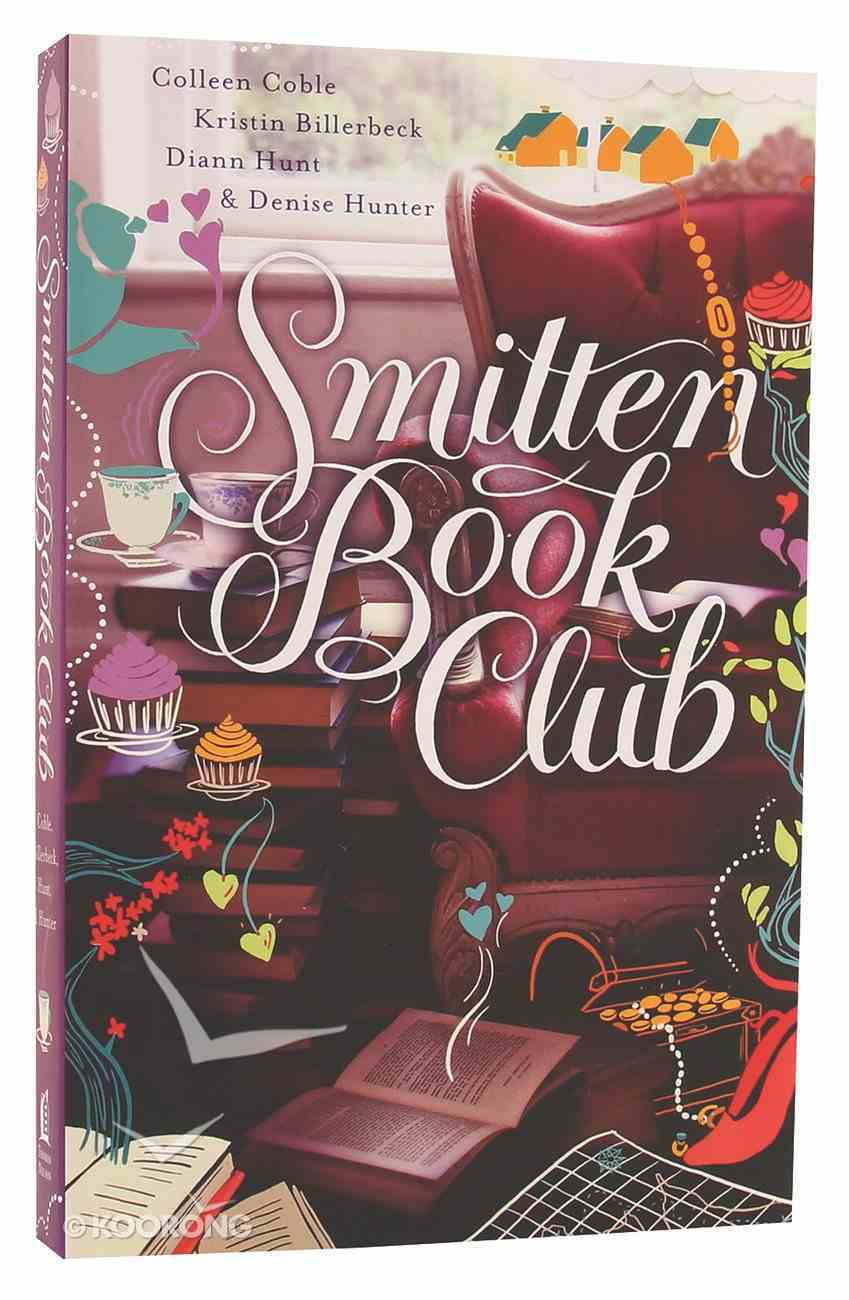 4in1 Smitten Book Club (Smitten Book Club Series) Paperback