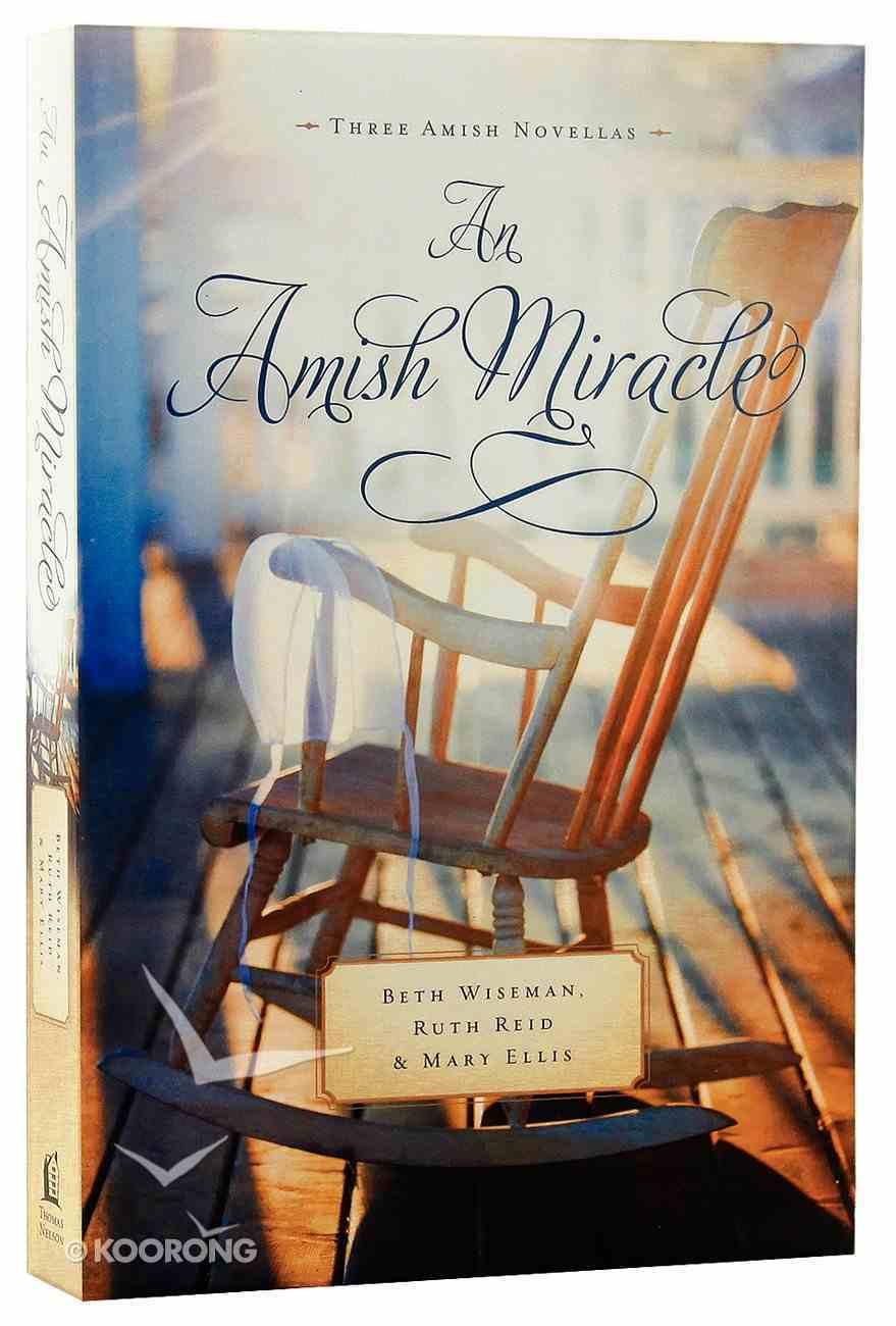 3in1: An Amish Miracle Novella (Amish Miracle Novella Series) Paperback