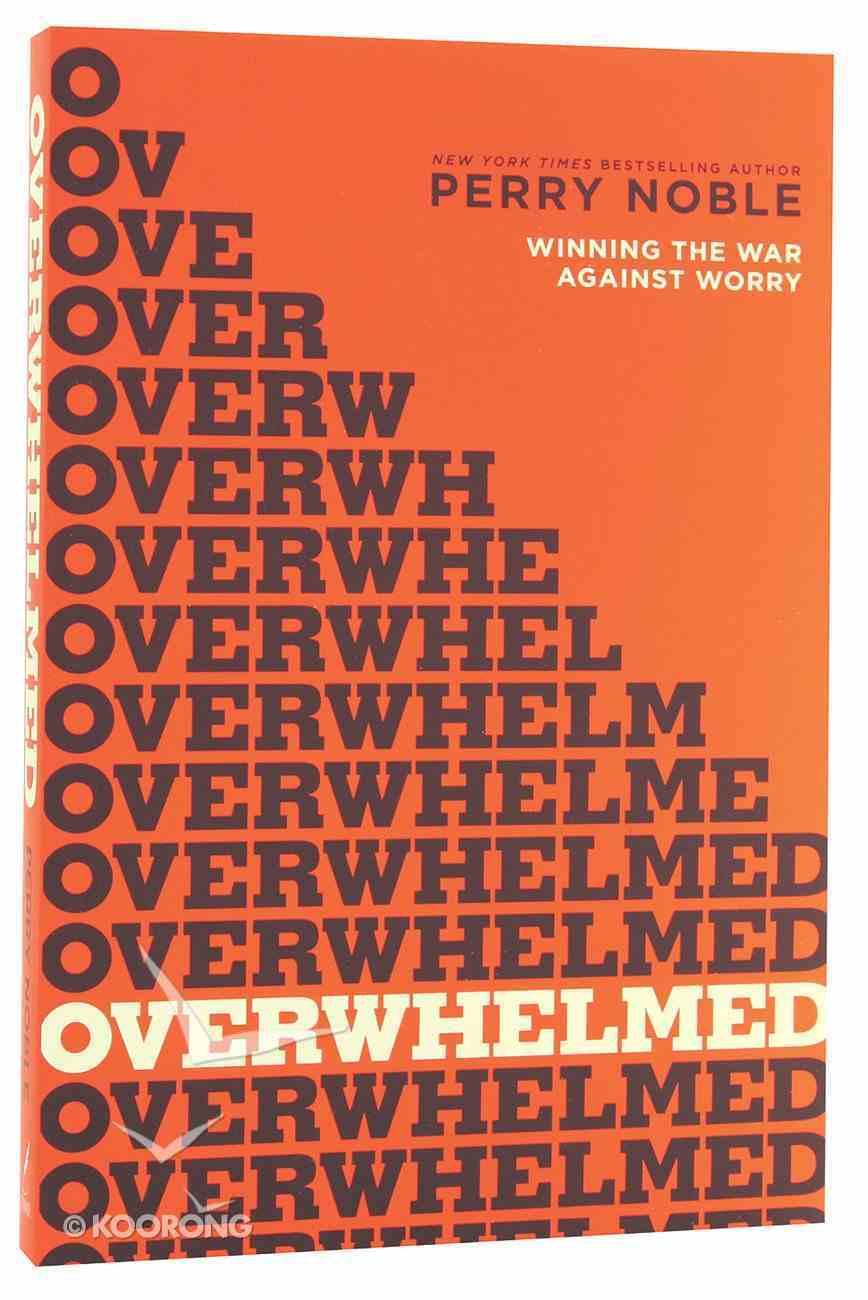 Overwhelmed? Paperback