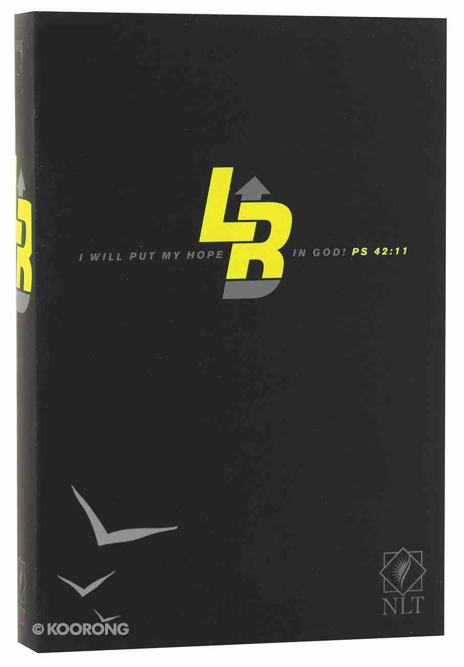NLT Life Recovery Bible For Teens Personal Size (Black Letter Edition) Paperback