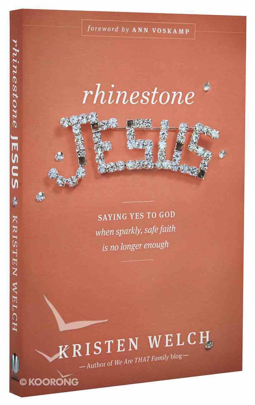 Rhinestone Jesus Paperback