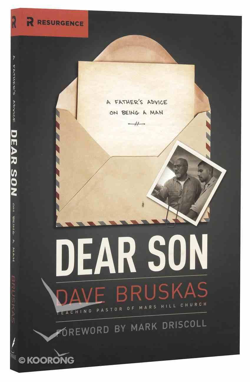 Dear Son Paperback
