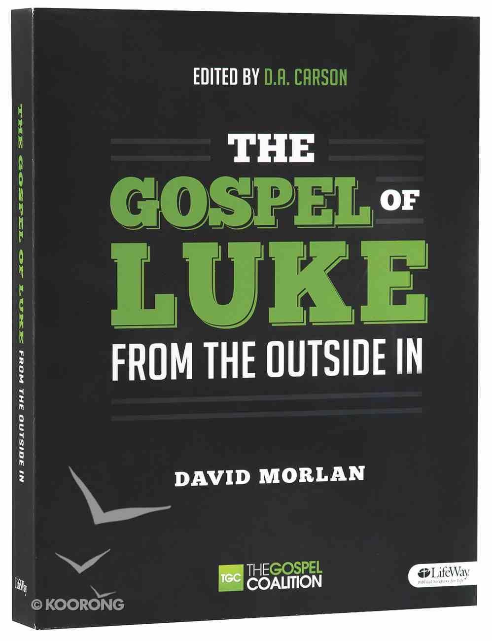 Gospel of Luke, the - From the Outside in (12 Sessions) (Leader Kit) Pack