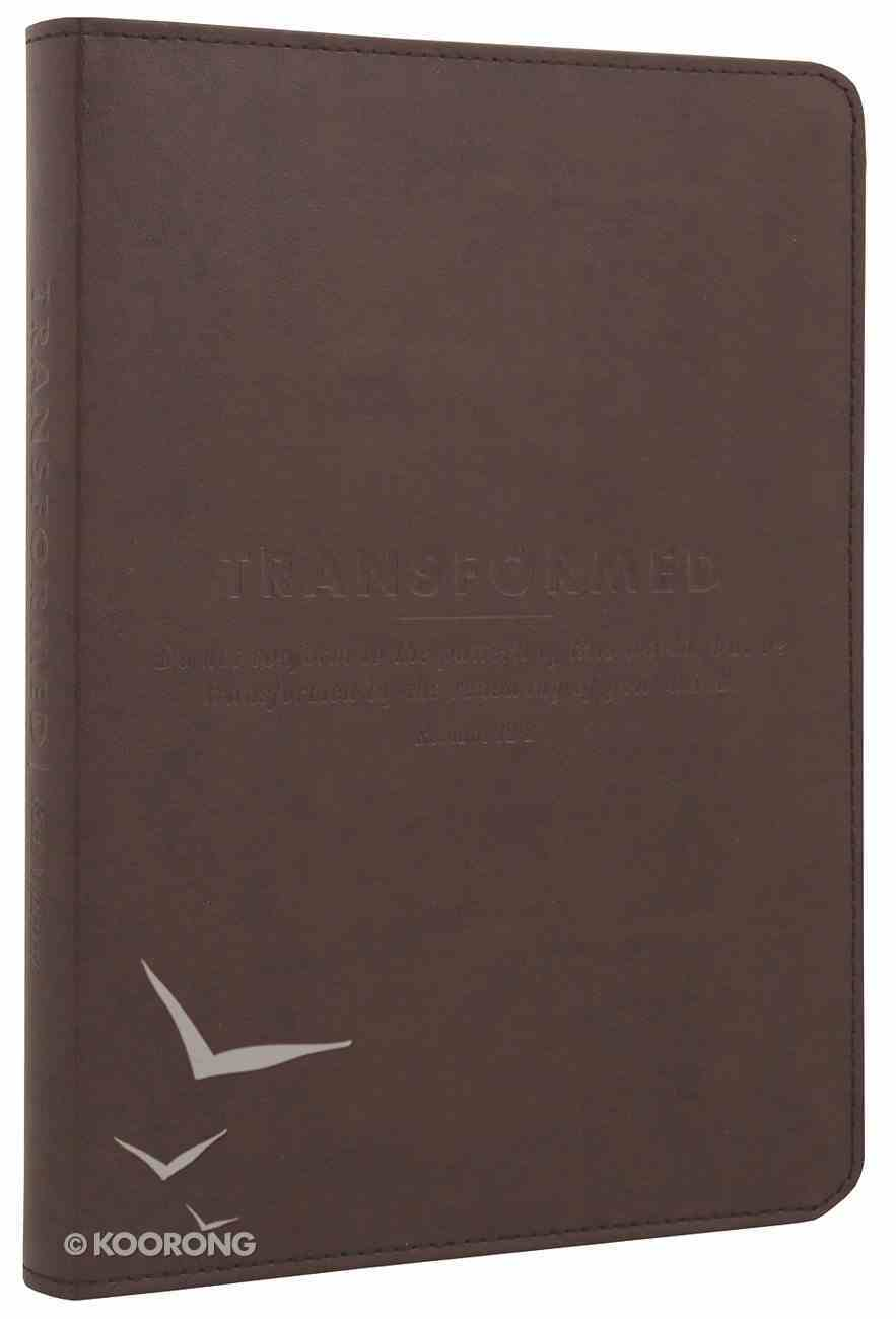 Workbook (Includes Study Guide For Small Group Lessons) (Transformed Campaign Series) Imitation Leather