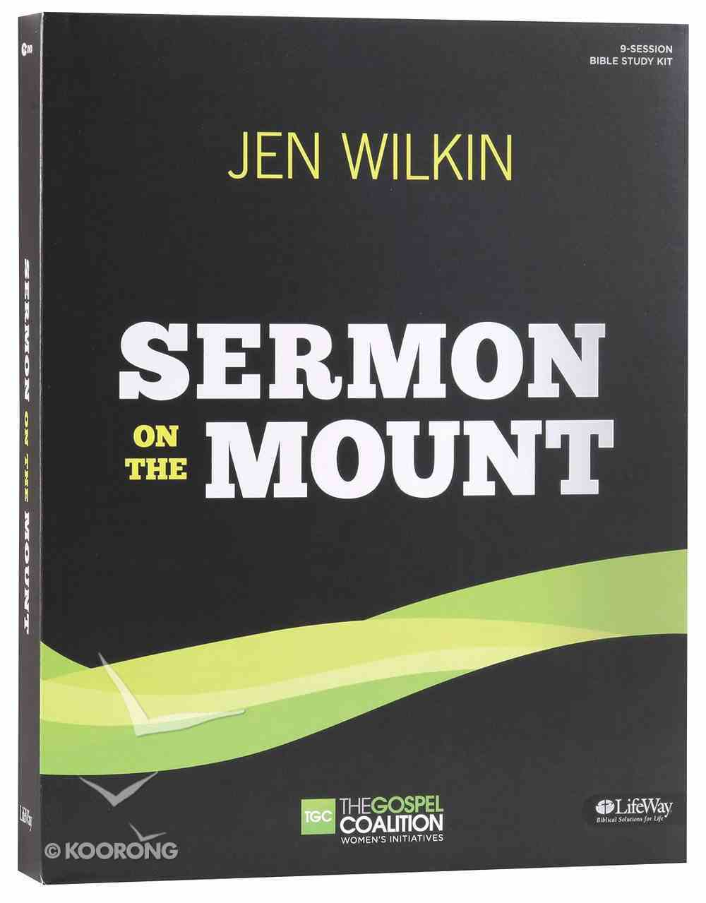 Sermon on the Mount (Leader Kit) Pack