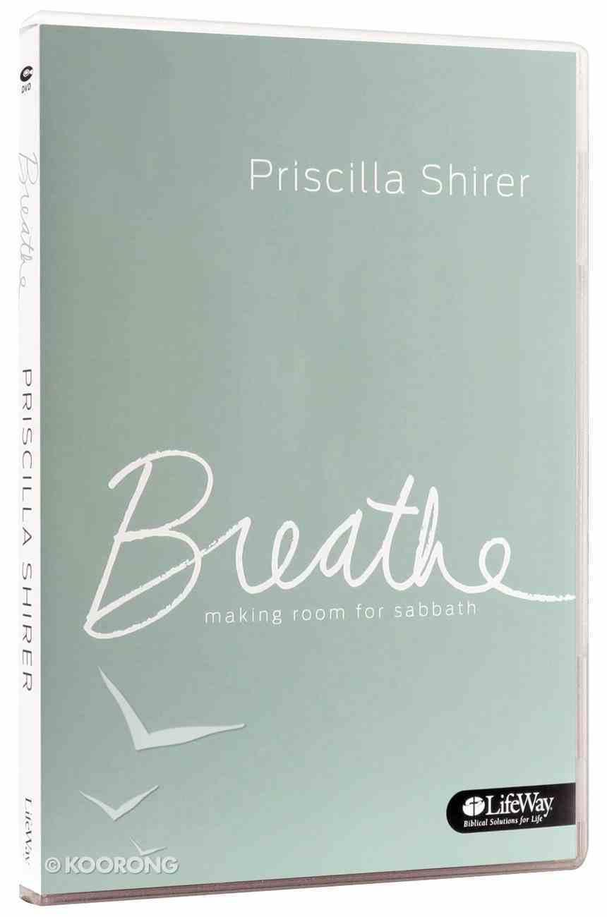 Breathe: Making Room For Sabbath (2 Dvds) (Dvd Only Set) DVD