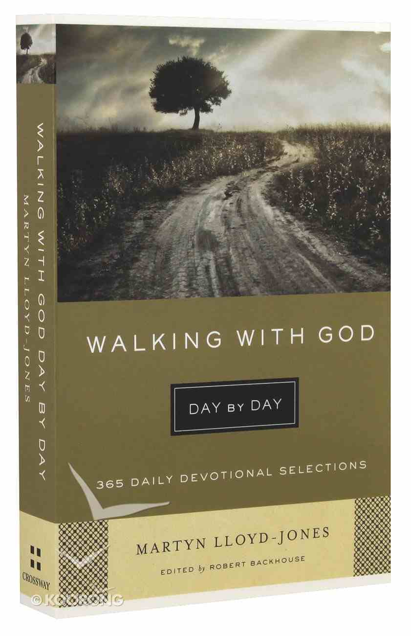 Walking With God Day By Day Paperback