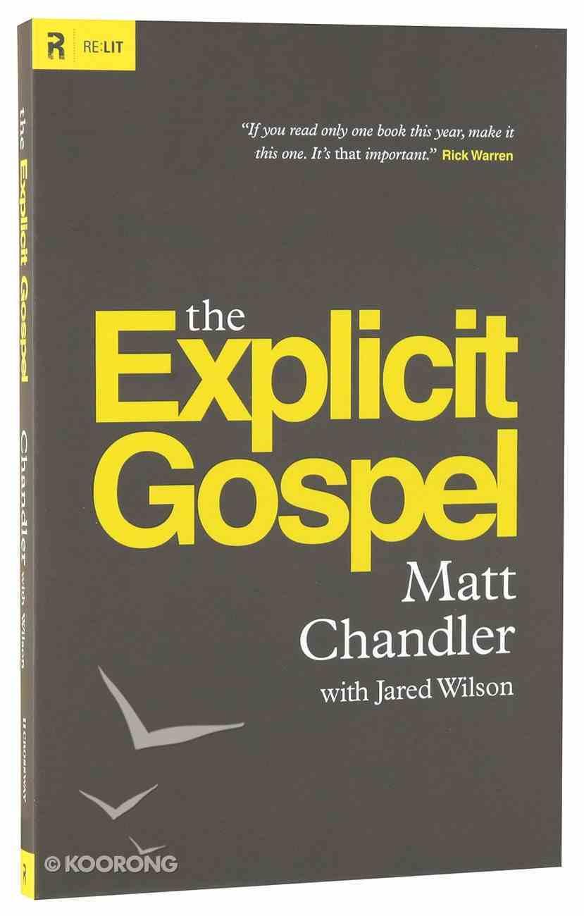The Explicit Gospel Paperback