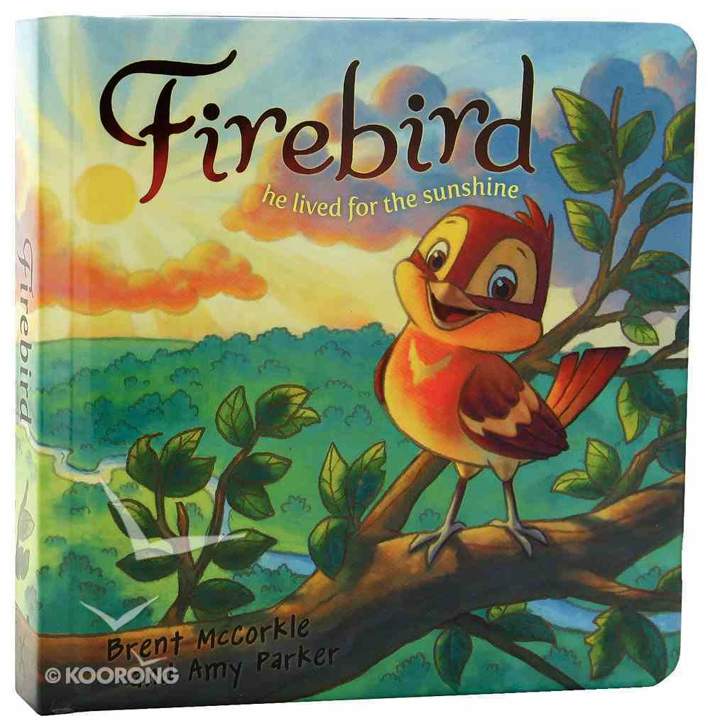 Firebird Board Book