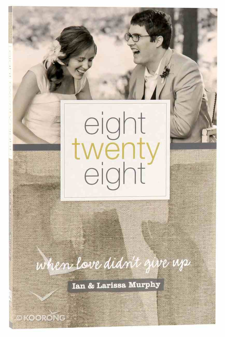 Eight Twenty Eight Paperback